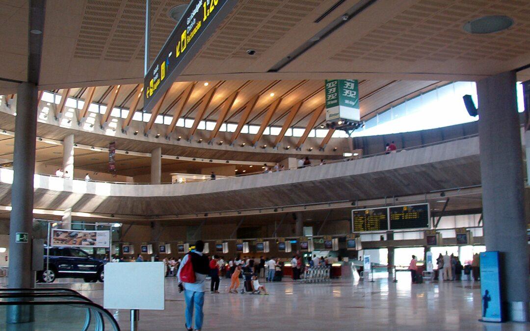 Nueva intervención en el Aeropuerto Tenerife Norte
