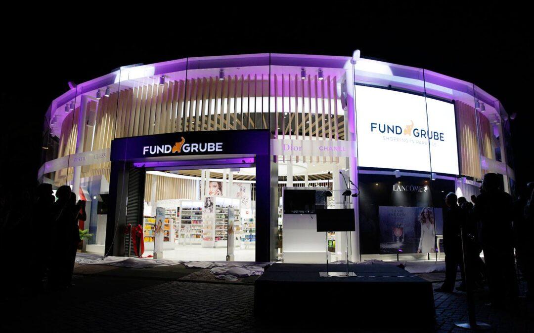 Nueva tienda Fund Grube